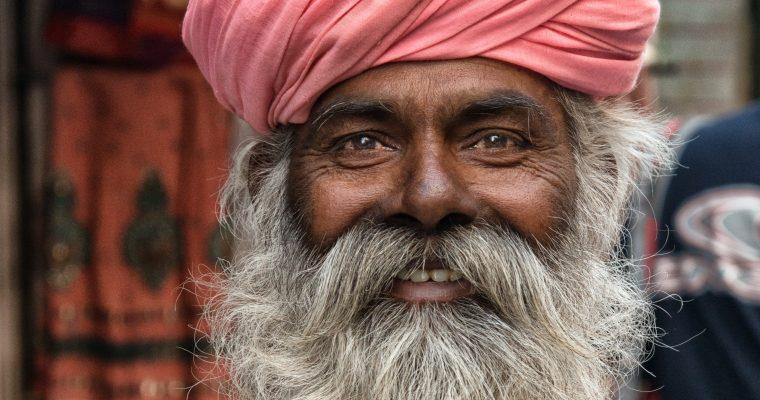Reise Fotografie – Portrait fremder Kulturen