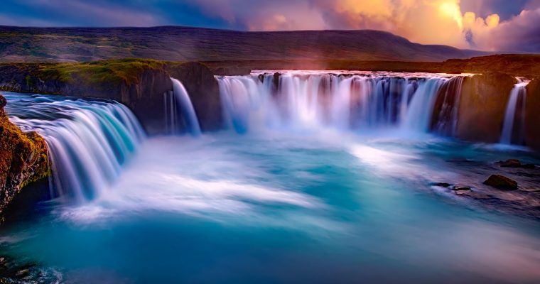 Wasserfälle richtig fotografieren