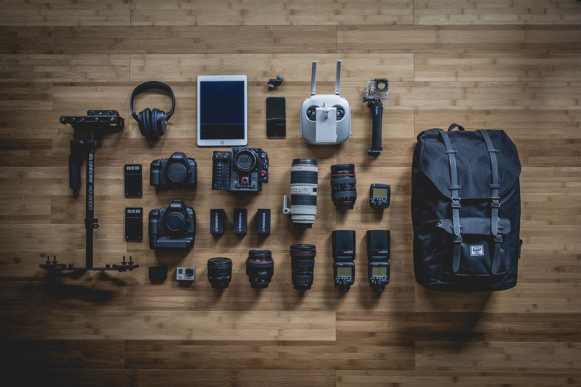 Was ist besser? Kamerarucksack oder Tasche?