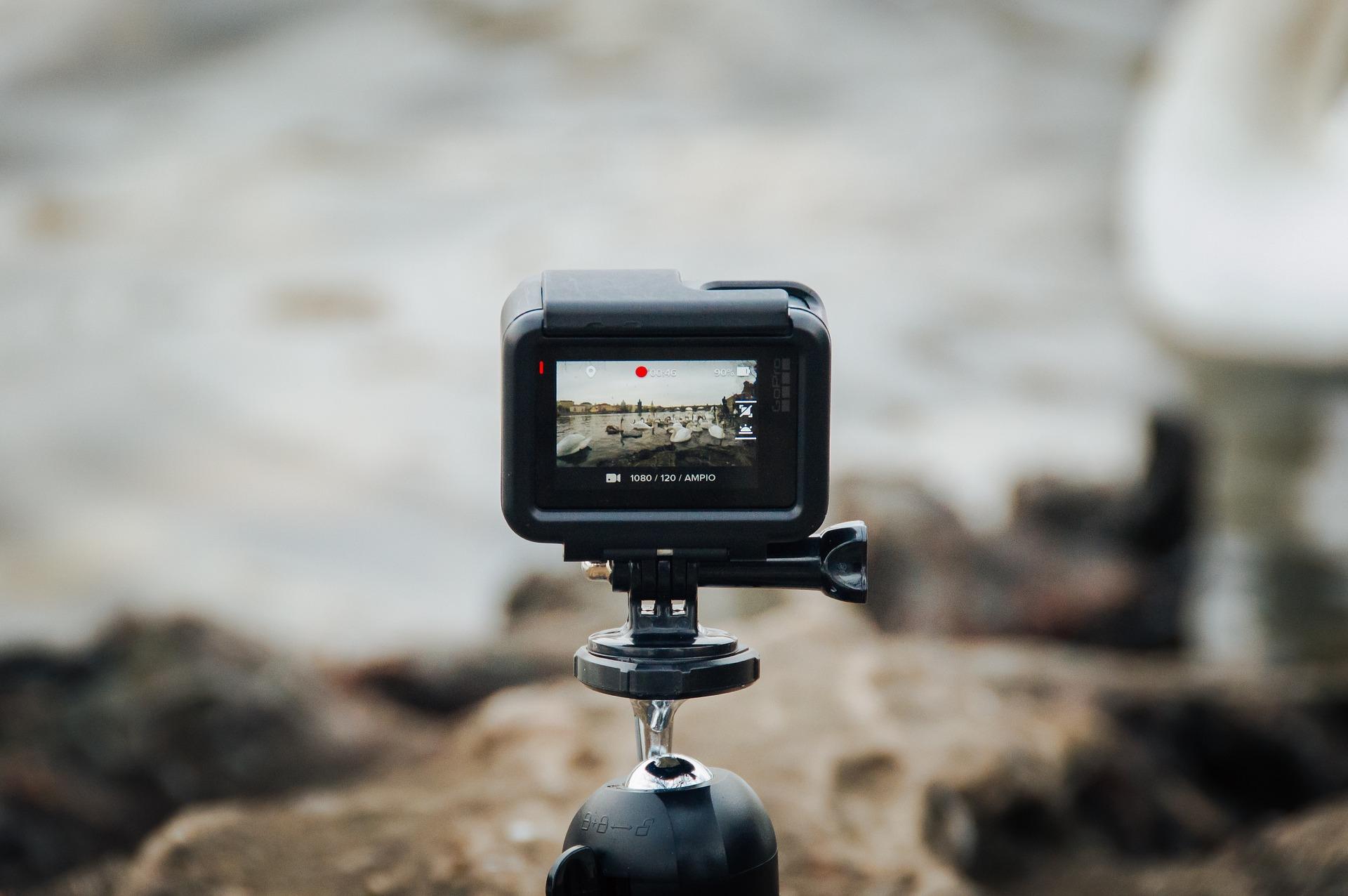 So gelingen Fotos mit der GoPro